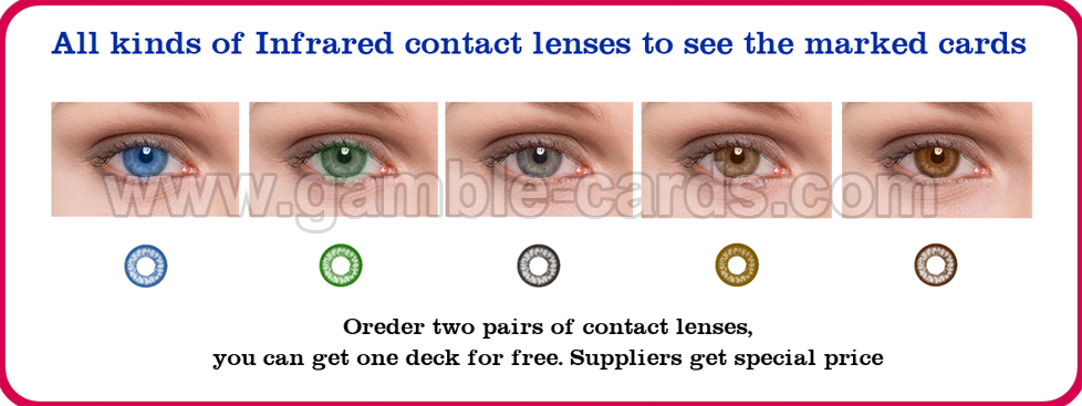 Contact Lenses, Luminous sunglasses